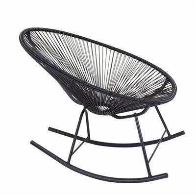 Walmsley Rocking Chair Color: Black