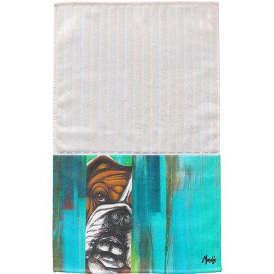 Bulldog Multi Face Cotton Hand Towel