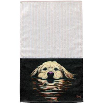 Golden Retriever Multi Face Cotton Hand Towel