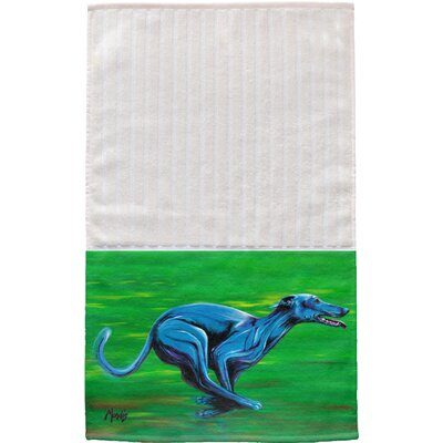 Greyhound Multi Face Hand Towel