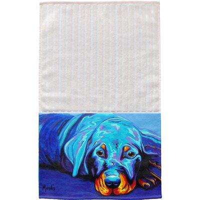 Rottweiler Multi Face Hand Towel
