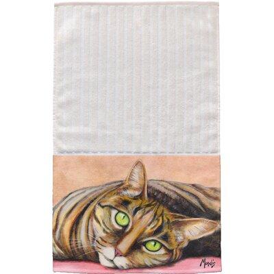 Cat Multi Face Cotton Hand Towel