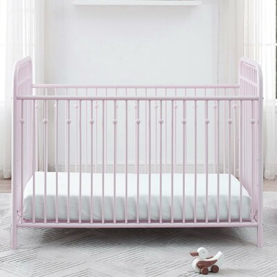 Monarch Hill Ivy Standard Crib Color: Pink