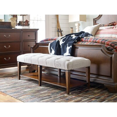 Upstate Upholstered Bench