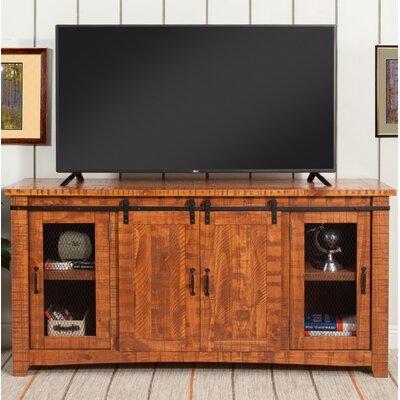"""Belen 65"""" TV Stand Color: Honey Tobacco"""