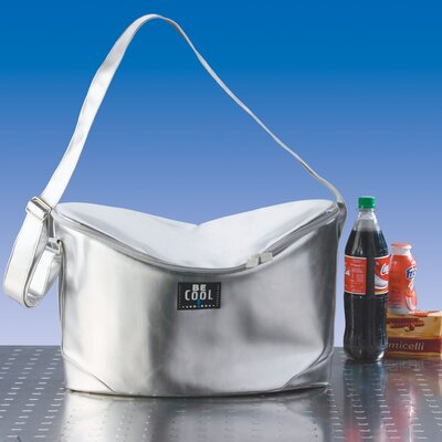 """BE Cool 25L Shopper """"Be Cool"""" in Silber"""
