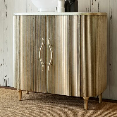 Belle 2 Door Accent Cabinet