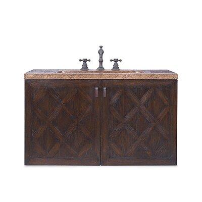 "Cobre Wall Mounted 34"" Single Bathroom Vanity"