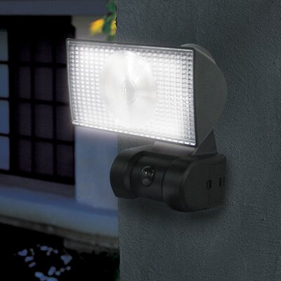Stellar Products LED-Außenstrahler 1-flammig Stream