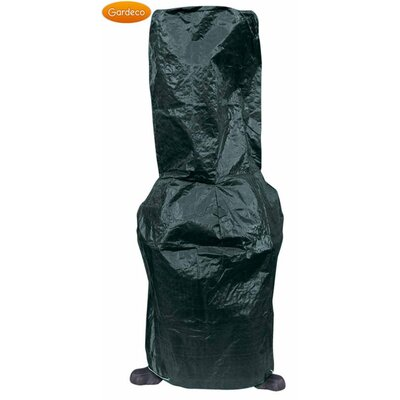 "Chiminea Cover Size: 57.87"" H x 25.2"" W x 25.2"" D"