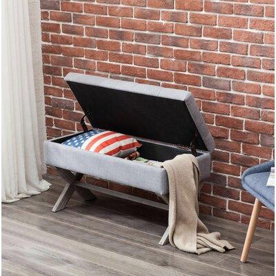 Pisano Storage Bench