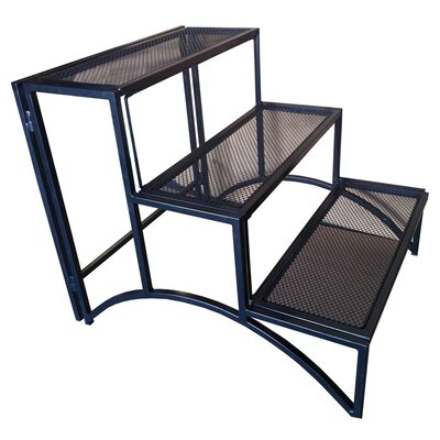 Pangaea Home and Garden Folding Novelty Plant Stand