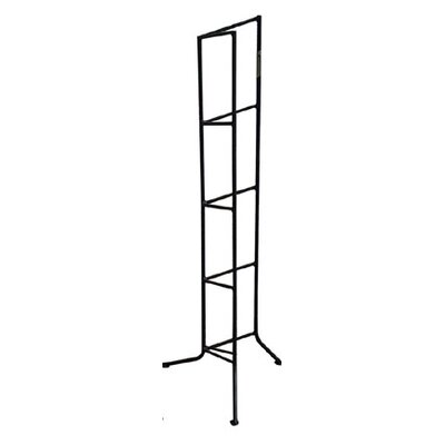 Pangaea Home and Garden Single Medium Column Multimedia Wire Rack