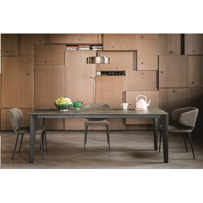 "Bond Dining Table Size: 29.9"" H x 31.5"" W x 55.1"" L"