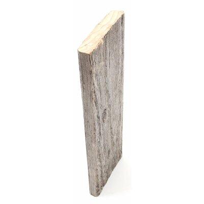 "Bundle Wood Plank Size: 48"" H x 3.5"" W"