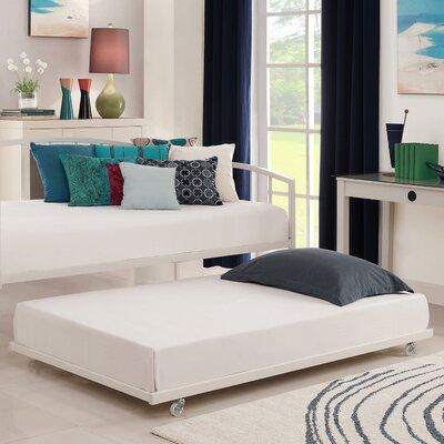 Universal Trundle Unit Color: White