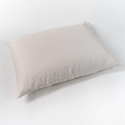 Willa Organic Cotton Pillow Size: King