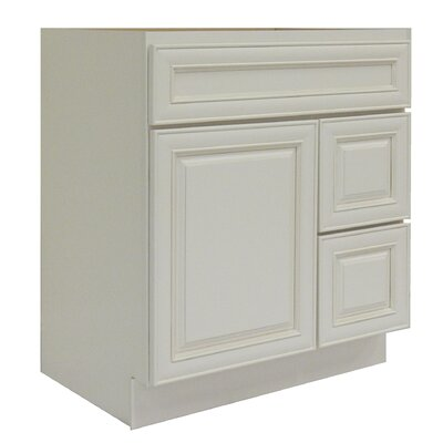 "Cabinet 30"" Single Bathroom Vanity Base"