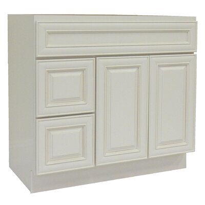 "Cabinet 42"" Single Bathroom Vanity Base"