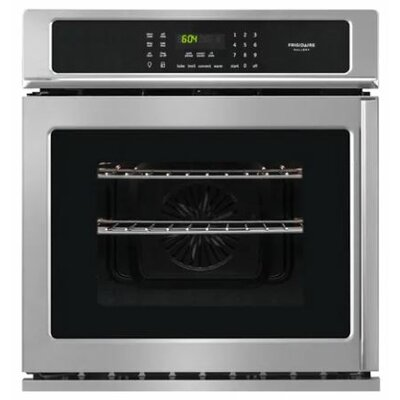 27'' Convection Electric Single Wall Oven Color: Stainless Steel