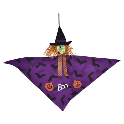 Halloween Witch Hanging Figurine