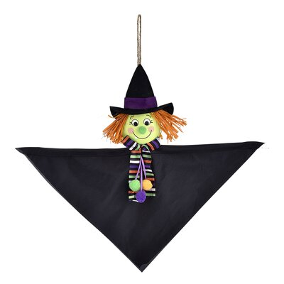 Halloween Value Witch Hanging Figurine