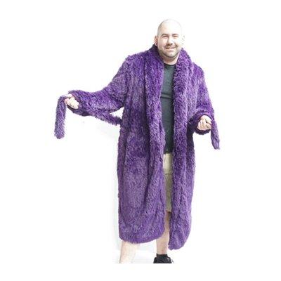Brotoga Believe It Classic Version Bathrobe Size: Large, Color: Purple