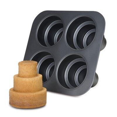 Non-Stick Square Multi Tier Cake Pan