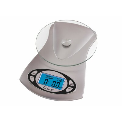 Vitra Glass Top Scale