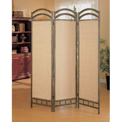 Bush 3 Panel Room Divider