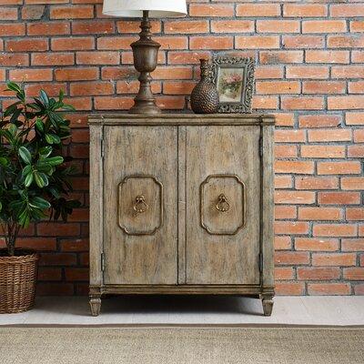 Cypress Traditional 2 Door Accent Cabinet