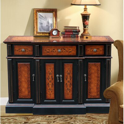 Cerda Wooden 3 Drawer Accent cabinet