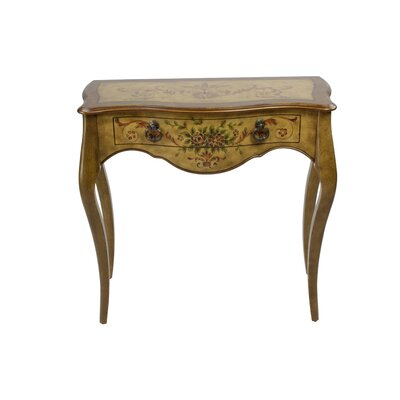 Cephas Hand Painted Wooden Console Table