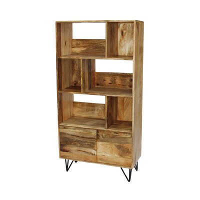 Novack Commodious Standard Bookcase