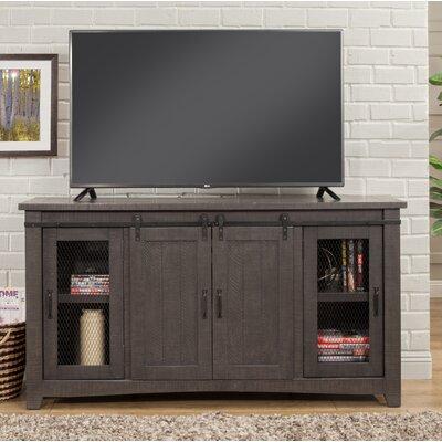 """Belen 65"""" TV Stand Color: Grey"""