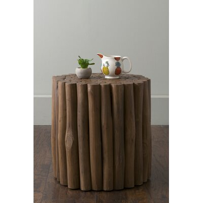 Naya Stool Finish: Brown