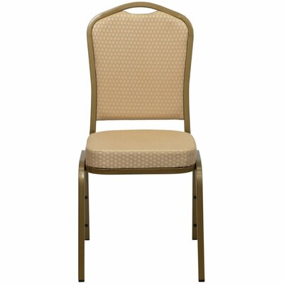 Taylor Crown Banquet Chair Seat Finish: Beige