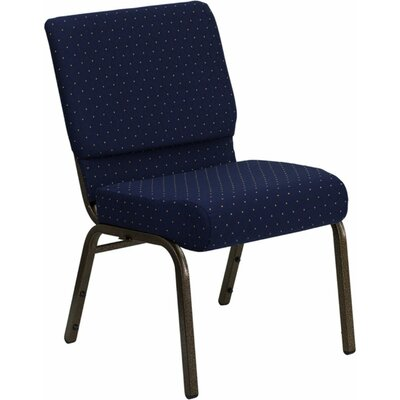 Taylor Guest Chair Seat Finish: Blue Dot