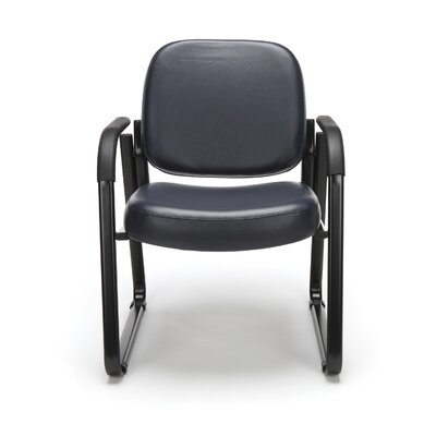 Galloway Guest Chair Color: Navy