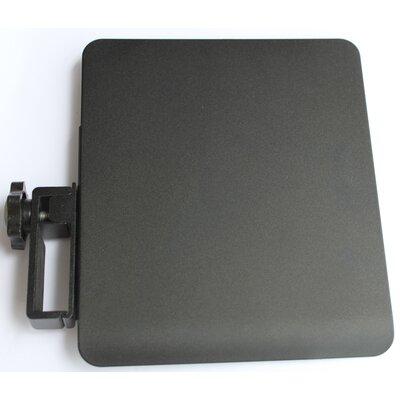 """Avery 0.1"""" H x 7"""" W Desk Mouse Platform Finish: Black"""