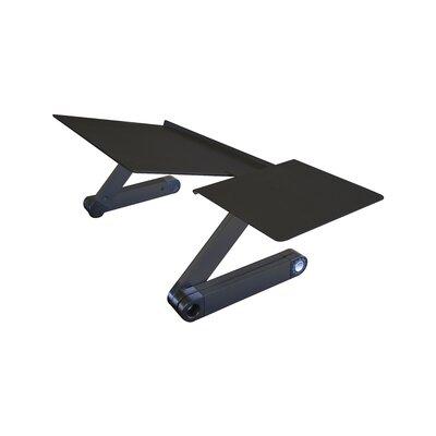 Avery Aluminum Keyboard Platform Finish: Black