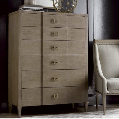 Albright 6 Drawer Accent Chest