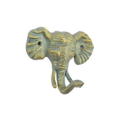 LaTeisha Cast Iron Wall Hook Color: Bronze
