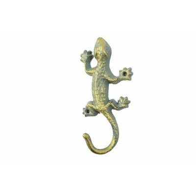 Yichuan Cast Iron Wall Hook Color: Bronze
