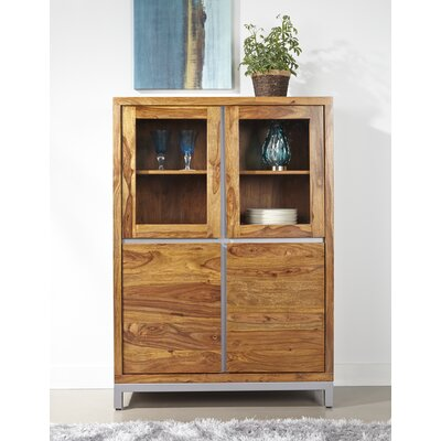 Cullen 4 Door Tall Accent Cabinet