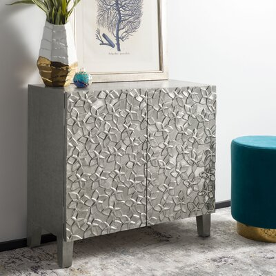 Smithers Metal Accent Chest