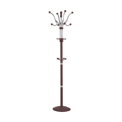 Guarani Coat Rack Color: Cherry