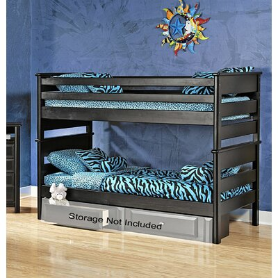 Lillydale Bunk Bed Size: Twin