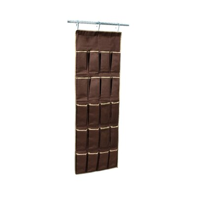 20 Pair Hanging Shoe Organizer
