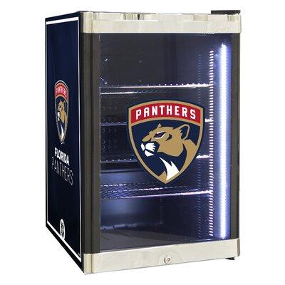 NHL 2.5 cu. ft. Beverage Center NHL Team: Florida Panthers